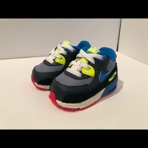Nike Air Max 90 Infant Size 2C